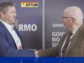 EUROCORR 2018 - an interview with JOTUN